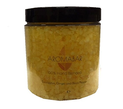Cold & Flu Dead Sea Bath Salts S...