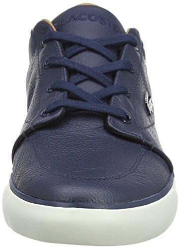 Lacoste Bayliss 118 1 Cam, Baskets Homme Bleu (Nvy/Off Wht)