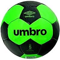 Umbro Size 5Viper Calcio con pannello Formazione Palla, Green / Black, Taglia 5