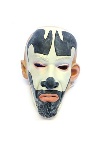 (Neca 33980 - ICP Insane Clown Posse Shaggy 2 Dope Latex Maske)