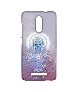 Licensed Graphic India Indian Mythology Premium Printed Back cover Case for Xiaomi Redmi Note 3