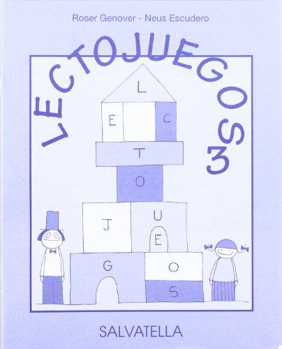 Lectojuegos 3: Primaria 1 - 9788484125976