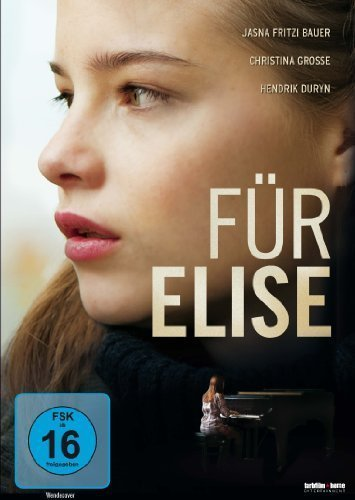 For Elise ( Für Elise ) [ NON-USA FORMAT, PAL, Reg.0 Import - Germany ] by Jasna Fritzi Bauer