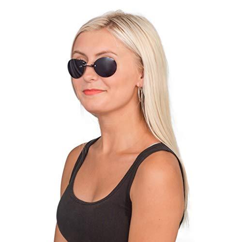 Kostüm Matrix Dress Fancy - Costume Agent Adult Sunglasses Morpheus Black Glasses