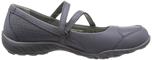 Skechers - Breathe-Easy - Marigold, Sneakers da donna Grigio (Grigio (Grey))
