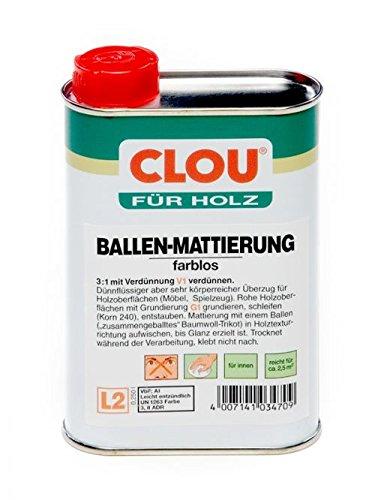 Clou Ballen-Mattierung L2 750 ml