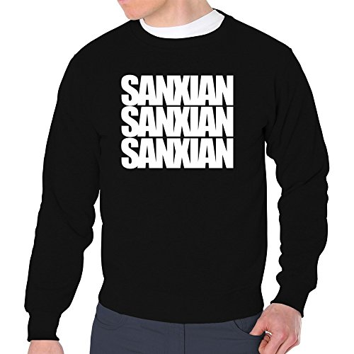 Eddany Sanxian three words Sweatshirt