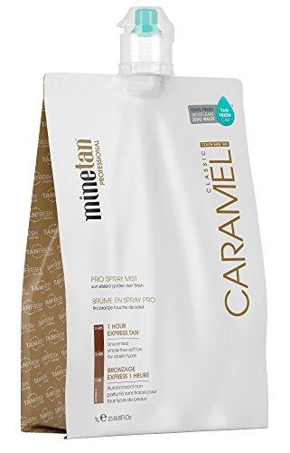 MineTan Caramel, Autobronceador corporal - 1000 ml.