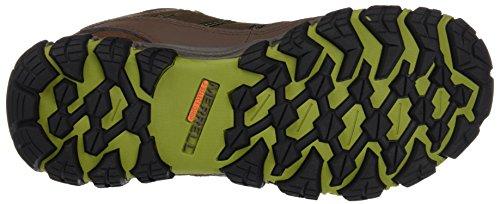 Merrell Terramorph Mid Waterproof, Stivali da Escursionismo Alti Uomo Nero (Slate Black)