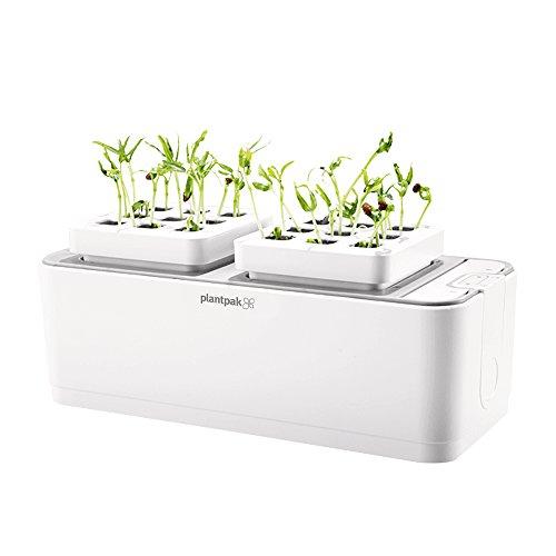 Plantpak 70200410 Hydro-pod Jardin d'Intérieur Blanc 26,5 x 11,7 x 11 cm