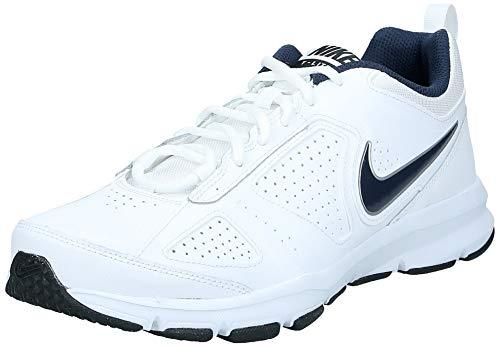 Nike T-Lite Xi Sp15 - Zapatillas para hombre, BLANCO NEGRO, 44