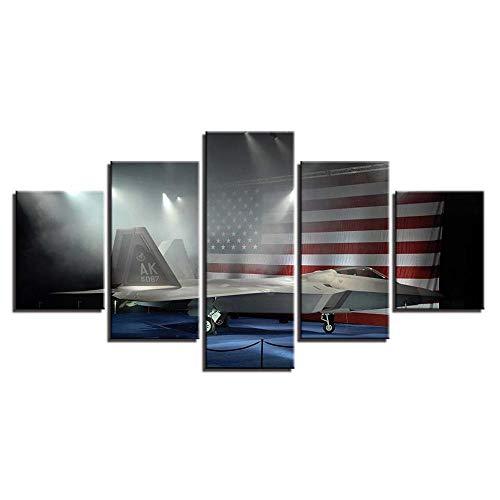 MAlex öLgemäLdeAufLeinwand Leinwand Wand Kunst amerikanische Flagge Kämpfer Haus Schlafzimmer Dekorationsmalerei Mode poster