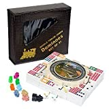 Best CHH Mexican Train Dominoes - New Double 12 Mexican Train Dominoes Set Review