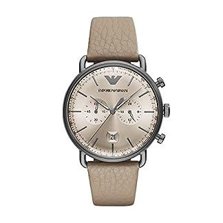 Emporio Armani Analog Grey Dial Men's Watch – AR11107