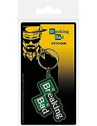 Breaking Bad Llavero del logotipo de goma