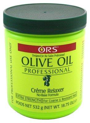ORS Huile d'Olive Crème Chaise longue Extra 18.75oz Pot