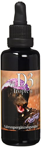 Robert Franz Vitamin D 3 Tropfen, 50 ml