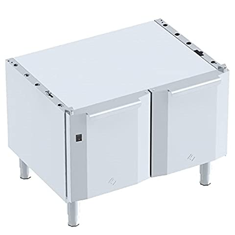 macfrin 3020hg13elektrisch Hot Schrank Unterkonstruktion, Wet, 2Tür, 800mm Länge x 600mm Breite x 600mm Höhe, 500W, 230V/1V