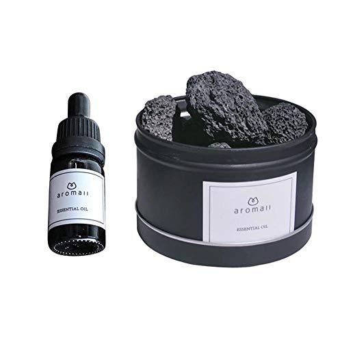 Preisvergleich Produktbild Bogget Aromatherapie Lavendel Aromatherapie Ätherisches Öl,  10ML Diffuse Stone Aromatherapie Ätherisches Öl,  Umweltfreundliche Vulkanische Aromatherapie Ätherisches Öl Set