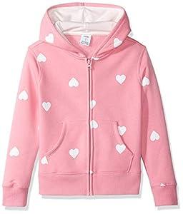 Amazon Essentials Fleece Zip-up Hoodie,