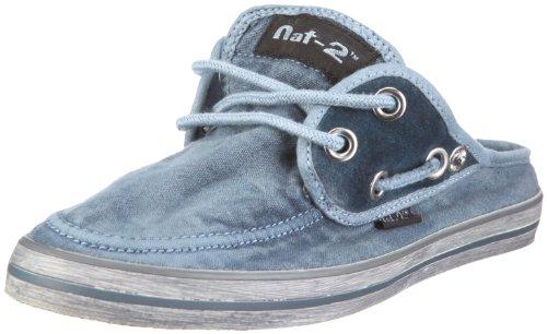 Nat-2 Skip 3 in 1 WS31WBL, Baskets mode femme Bleu-TR-D3-31