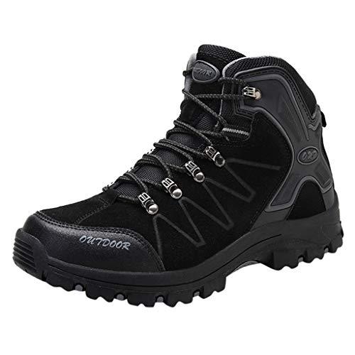 Subfamily Zapatos de Cordones para Hombre Conducción Zapatillas Cuero Casual Shoes Attività Sneakers...