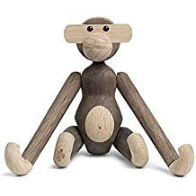 KAY Bojesen figura di legno, Legno, Marrone, 7.5x 7.5cm