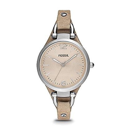 Fossil-Georgia-Damen-Armbanduhr