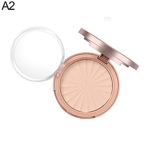 Pressato in Polvere clifcragrocl, donne occhio viso bellezza ombra cosmetici trucco shimmer ombra strumento palette di colori - a2