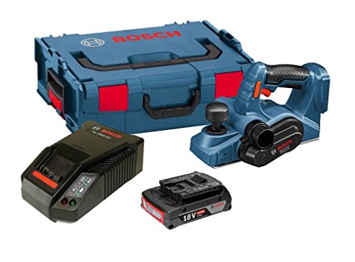 Bosch 18v GHO 18V-LI Lithium-Ion Cordless Planer 1 x 2.0ah Battery