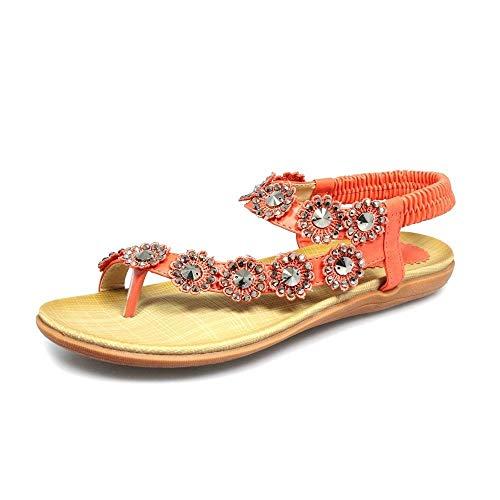 lunar womens charlotte flower sandal