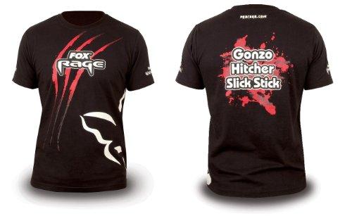 Fox Rage Pro Series T-Shirt Small Angelshirt Shirt t Shirt