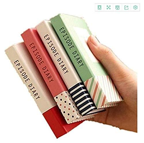 Pocket notebook divertente post-it blocco note con la penna in colore a caso ha inviato 1 pezzo