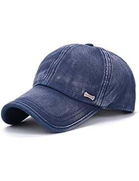 Vollter Moda Gorras de Béisbol de Hombres al Aire Libre Sombrero de Algodón Sombrero de Sol para la Primavera...
