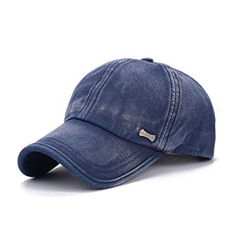 Vollter Moda Gorras Béisbol Hombres Aire Libre Sombrero