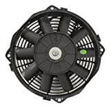 "Cfr Performance 8"" Performance Electric Radiator Cooling Fan - Flat Blade"