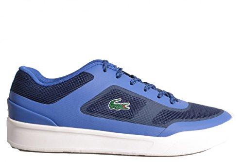 Lacoste 733cam1083125 Explorateur Sport Navy Blau Herren Sneaker Schuhe Blau