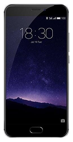 """Meizu M685H-3/32GB Dual SIM 4G 32GB Grey smartphone - Smartphones (14 cm (5.5""""), 3 GB, 32 GB, 12 MP, Flyme OS, Grey)"""