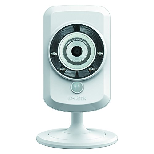 D-Link Wireless Day/Night Cloud IP Home Camera