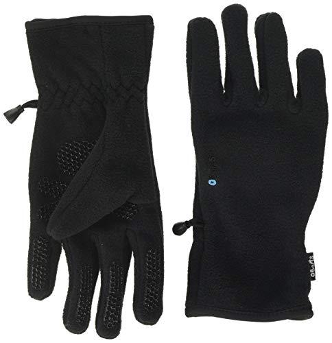 Barts Unisex Baby Handschuhe Fleece Glove Kids, schwarz, Gr. 2 (Herstellergröße: 2-3years)
