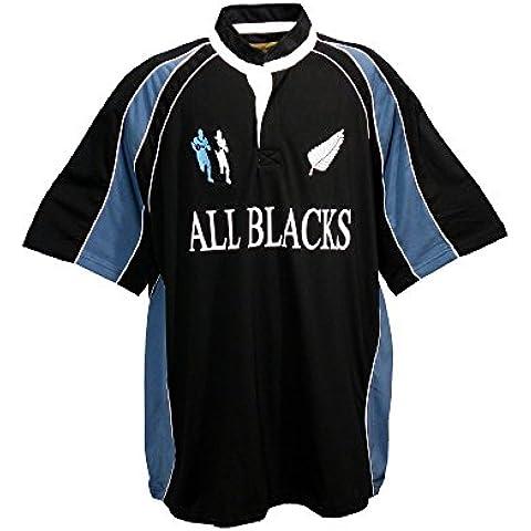 Patrones de costura para camisas Tops de Irlanda Rugby de Gales diseño con bandera de Escocia Compatible con todos los Blacks de alta calidad con un Rugby de Inglaterra