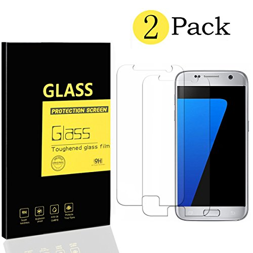 [2-Pack] Samsung Galaxy S7 Pellicole Protettive , MENGGOOD Proteggi Schermo