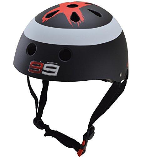 Kiddimoto KMH040S - Hero Helm Jorge Lorenzo, Größe S