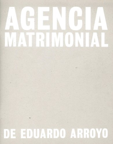Eduardo Arroyo (Cuadernos de Artista Matador)