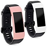 kwmobile 2X Huawei Honor Band 3 Pro Schutzhülle - Fitness Tracker Hülle - Cover für Huawei Honor Band 3 Pro