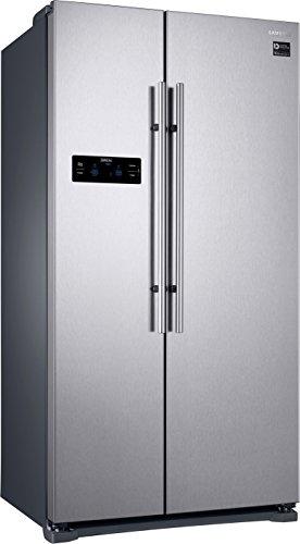 Samsung RS57K4000SA/EF Side-by-Side/ 91,2 cm /Digital-Inverter-Kompressor/Helles LED Tower Light