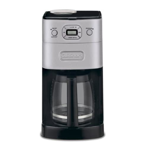 41tAbjE5%2BtL. SS500  - Cuisinart Grind and Brew Automatic | Bean to Cup Filter Coffee Maker | Glass Carafe | DGB625BCU