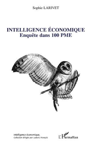 Intelligence économique: Enquête dans 100 PME par  Editions L'Harmattan