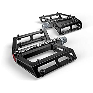 ACROS A-Flat MD Pedale schwarz 2018 Dirt-Pedale Dirtbike-Pedale