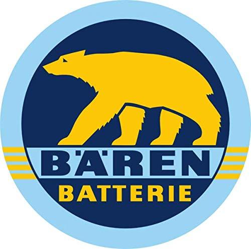 BATTERIA 110Ah BAREN PROFI L6 110+ 950A SPUNTO